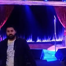 Hatem Gabr is an Egyptian / American producer who was born in Kuwait and witnessed the First Gulf war ( The weapons of mass destruction one ) . He is the editor of Embattled Islam and he is also the producer of live stand up comedy shows like