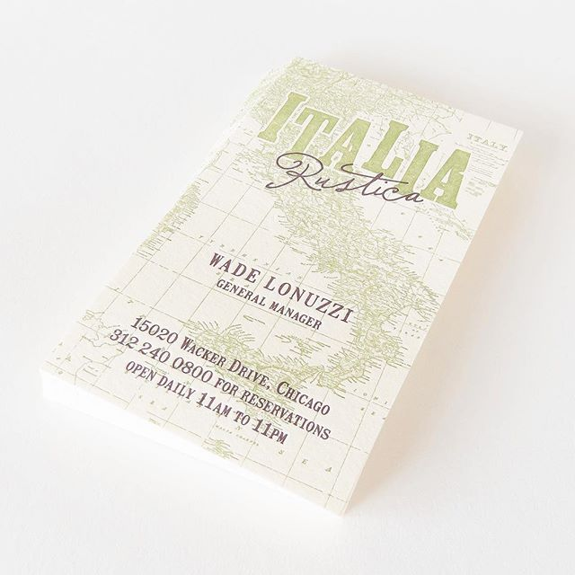 No. 027 / designed and printed by @sparkletterpress / sage and eggplant letterpress on @neenahpaper crane lettra ecru 110# cover / #100daysofbusinesscards