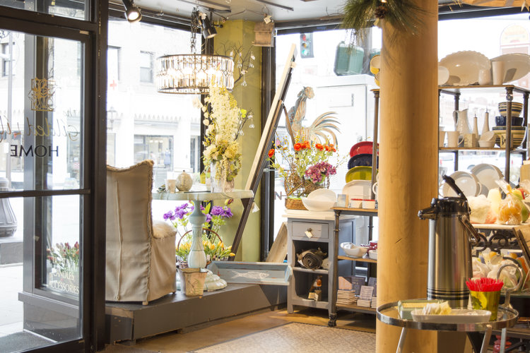home shop design. Walk into something special  The Gilded Lily Home in downtown Wenatchee Washington Shop WA