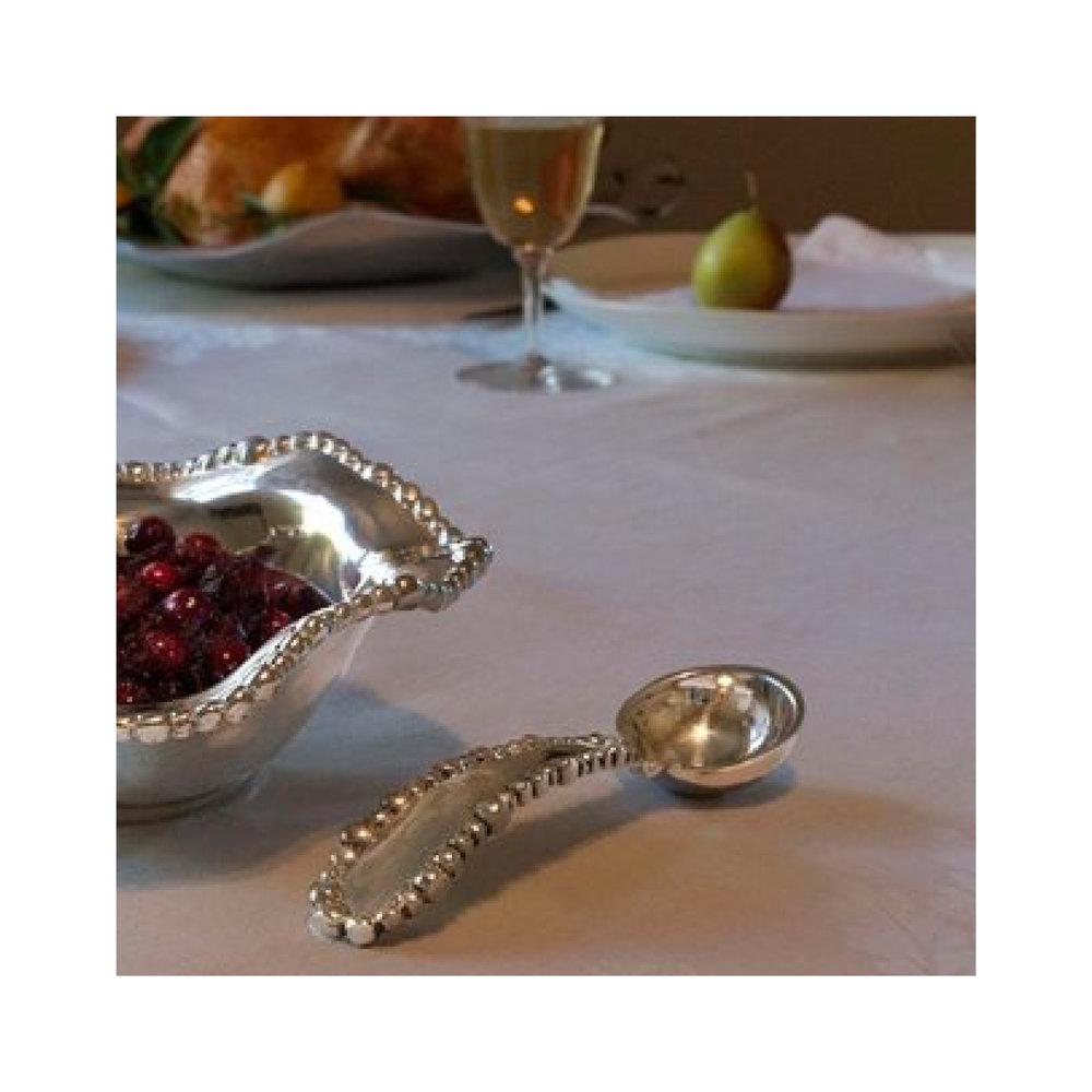 Beatriz Ball Collection Organic Pearl Ladle $31.95   Wants 1 Has 0 Needs 1