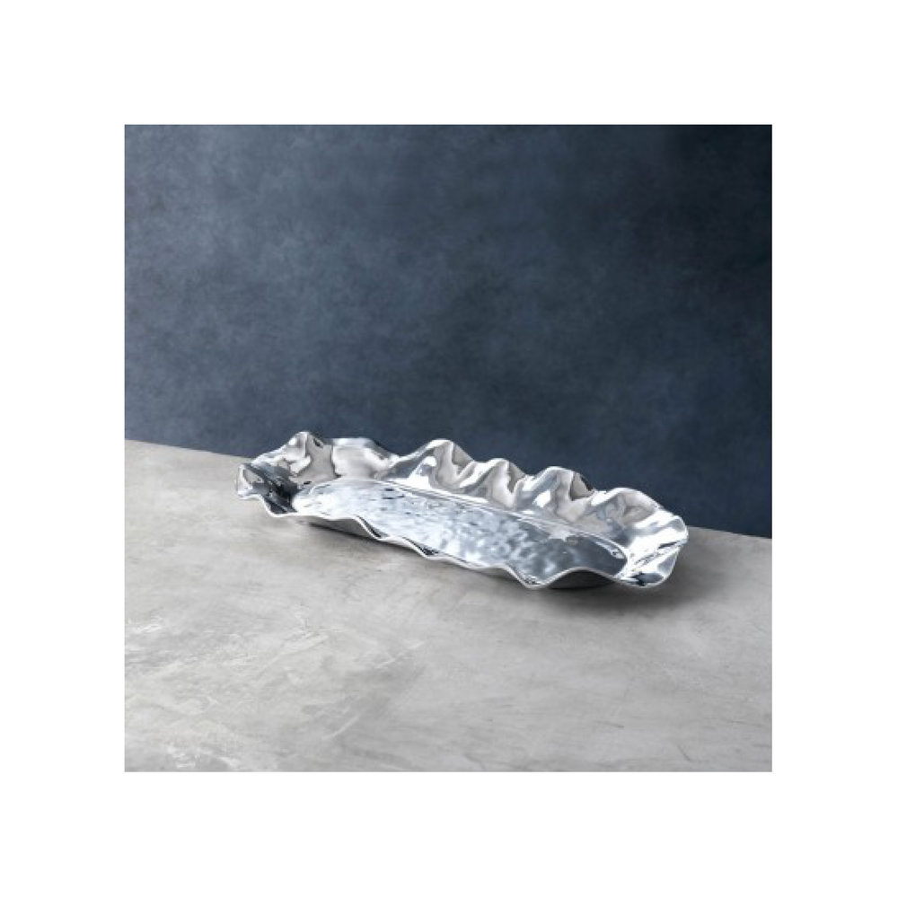 Beatriz Ball Collection Vento Long Oval Tray Large $123.95   Wants 1 Has 0 Needs 1