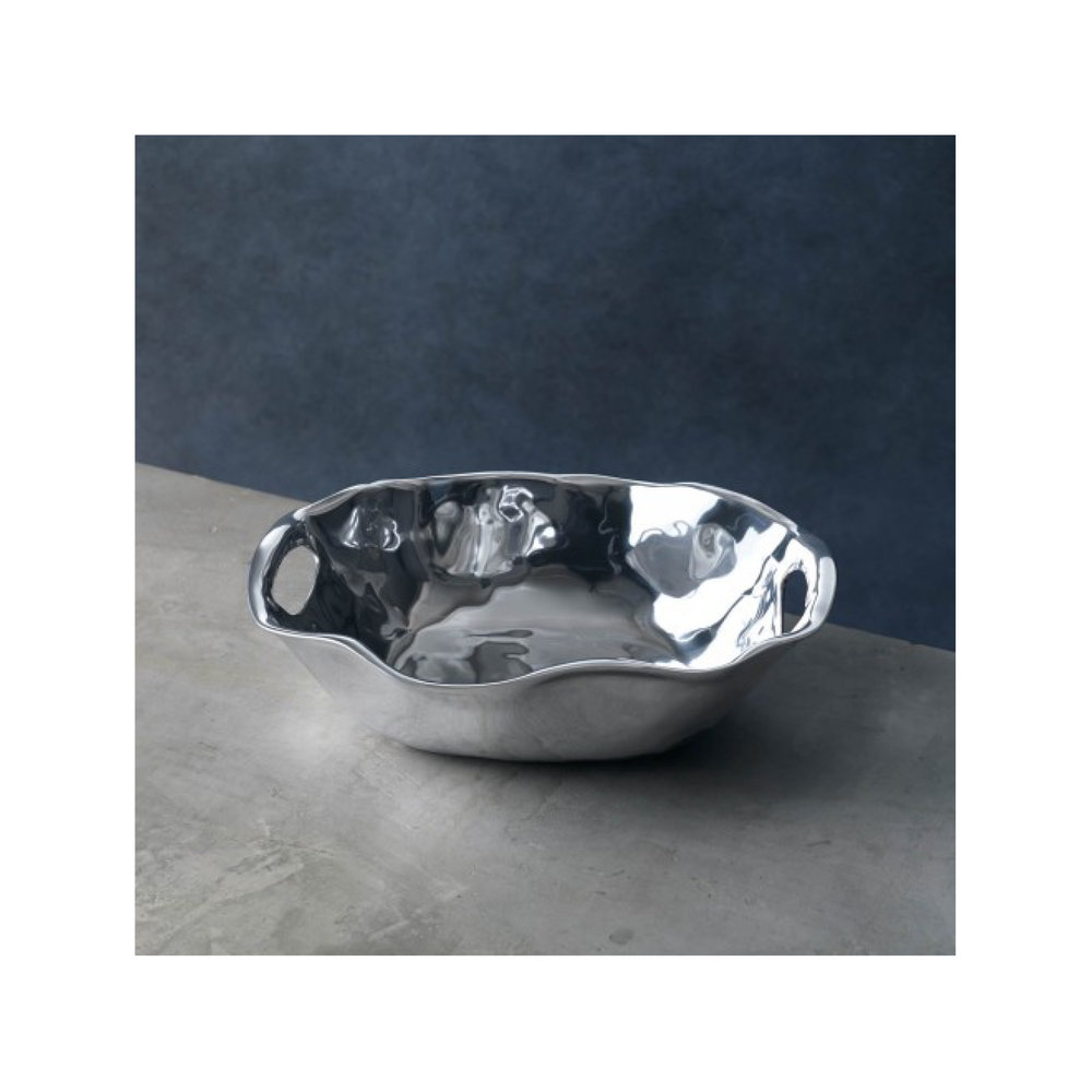 Beatriz Ball Collection Vento Oval Bowl with Handles $100.95   Wants 1 Has 0 Needs 1