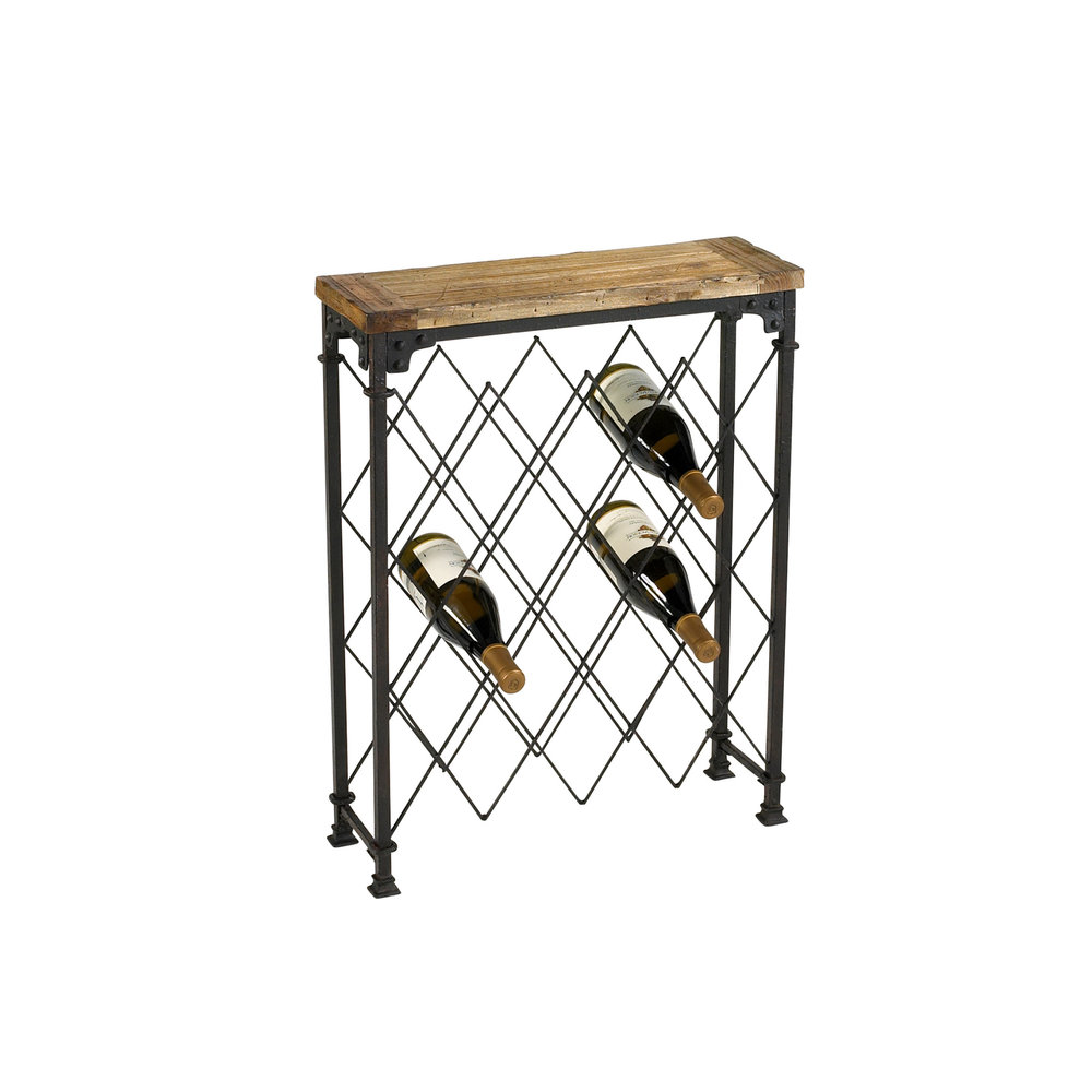 Hudson Wine Rack $152.00   Wants 1 Has 0 Needs 1