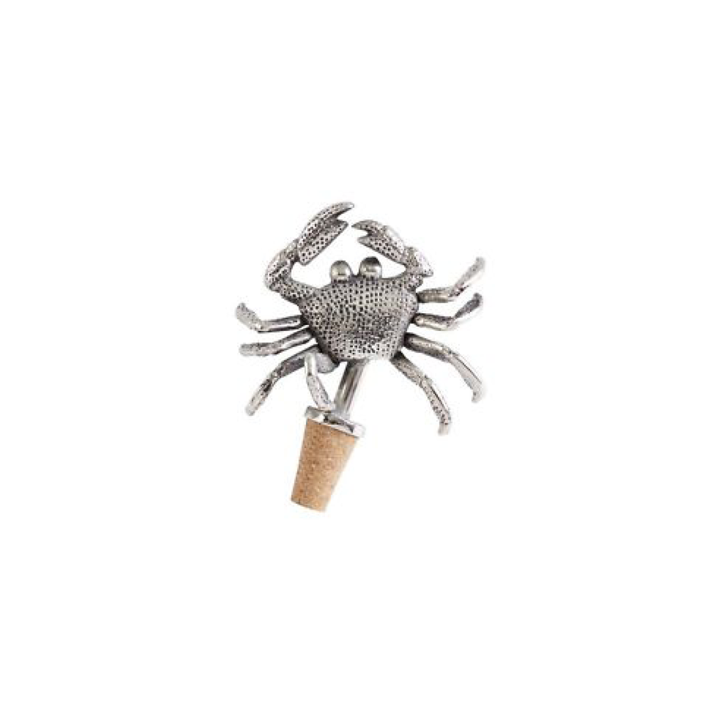 Mudpie Crab Bottle Topper $15.95   Wants 1 Has 0 Needs 1