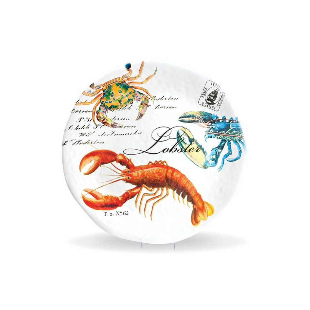 Lobster Round Platter $36.95   Wants 1 Has 1 Needs 0