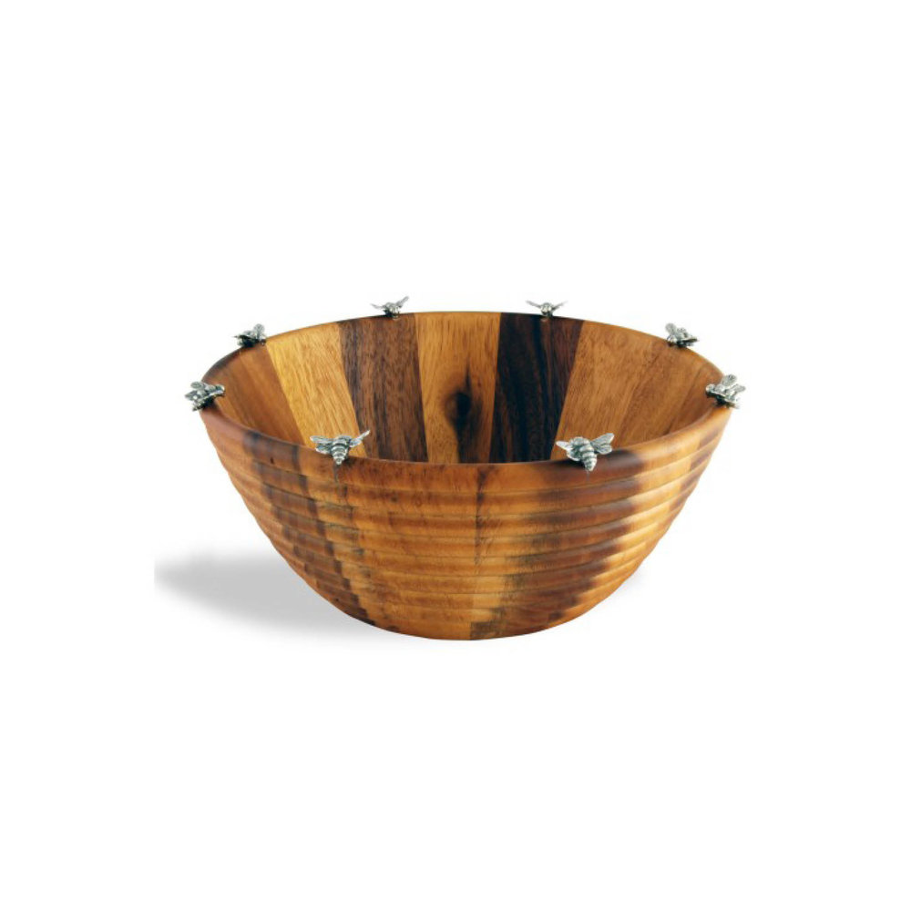 Beehive Salad Bowl $105.00   Wants 1 Has 1 Needs 0