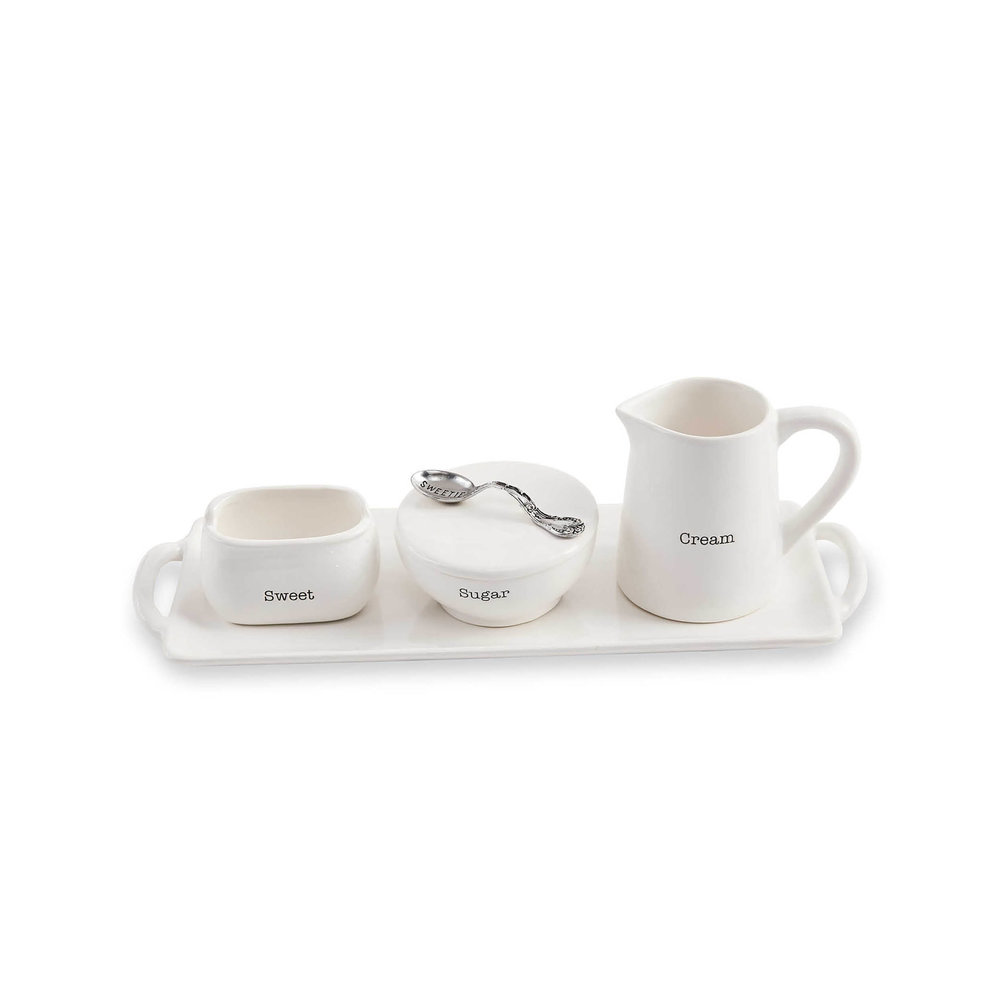 Circa Cream and Sugar Set $42.95   Wants 1 Has 0 Needs 1