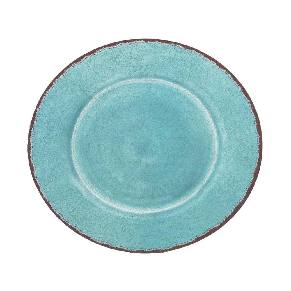 Antiqua Turquoise Platter $37.95   Wants 1 Has 1 Needs 0
