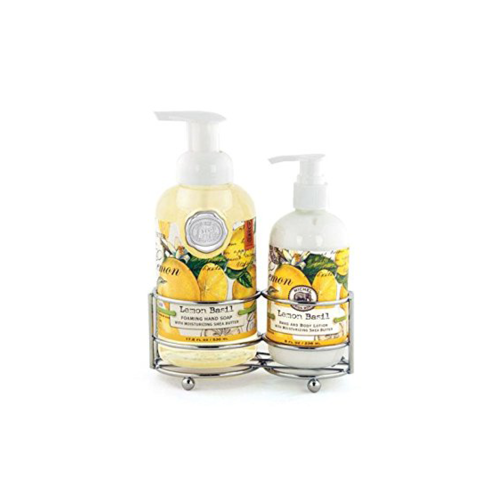 Lemon Basil Hand Care Caddy $24.95   Wants 1 Has 0 Needs 1