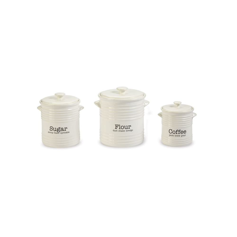 Ribbed Container Set $82.95   Wants 1 Has 0 Needs 1
