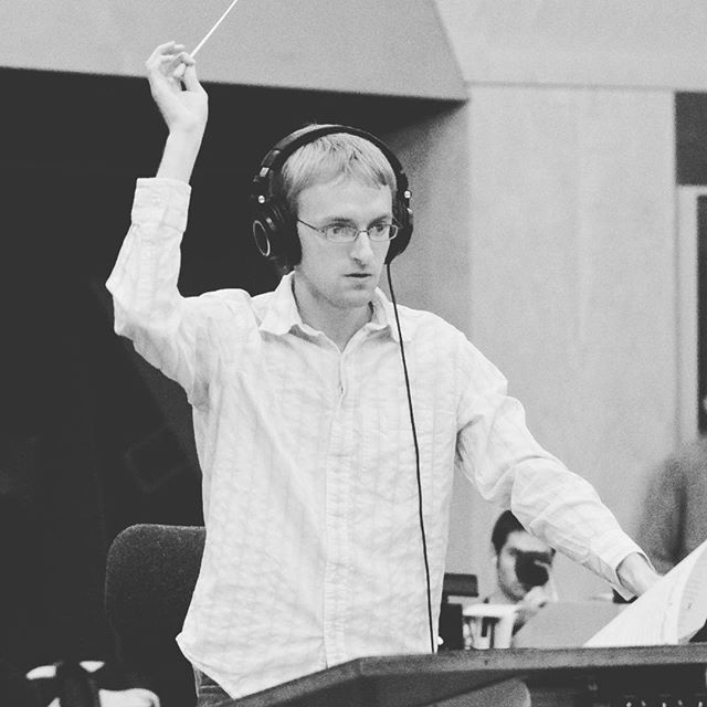 """""""Why not do what you love for a living?"""" -Jeff Kryka, CPC II Composer  Kryka's work will be premiered by the Lyris Quartet @lyrisquartet on CPC II. Read the full interview Monday morning #cpcii #composeroftheday"""