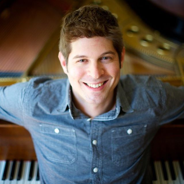 """""""I didn't start composing until my sophomore year in college. But once that happened, I knew this was what I wanted to do with my life."""" - Adam Schoenberg  #cpccomposeroftheday #cpcii  His work, Luna y Mar, will be performed on CPC II 🎶 January 15, 2016 @ 8 pm St. Francis of Assisi Church 1523 Golden Gate Avenue Los Angeles, CA 90026  PC: Vanessa Maldonado"""