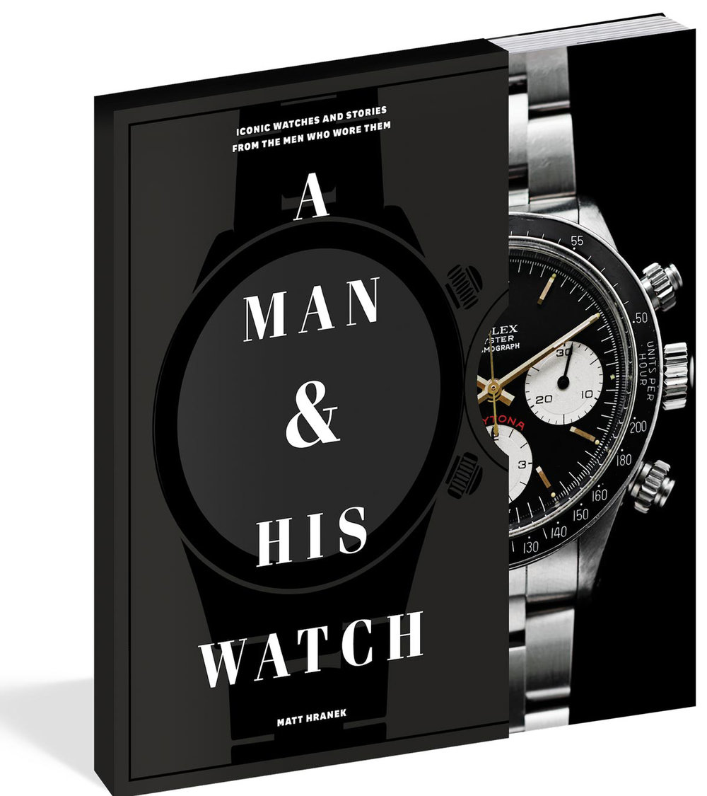 """I've paged through stacks of books on the history of watches. . . . But I hadn't come across a book that actually moved me until I picked up A Man and His Watch. The volume is filled with heartfelt stories.""     —T: The New York Times Style Magazine     Use the link below to purchase to help support our site!"