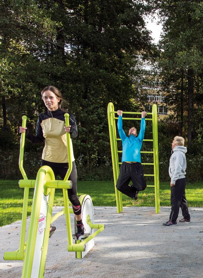 Lappset Gym