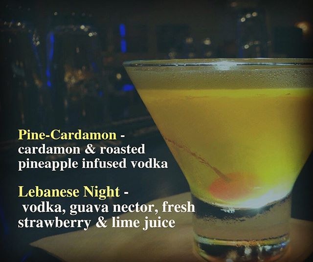 🍹🍸Happy #NationalVodkaDay! Stop in & try one of our hand crafted cocktails featuring this special spirit! 🎉#BaboushDallas