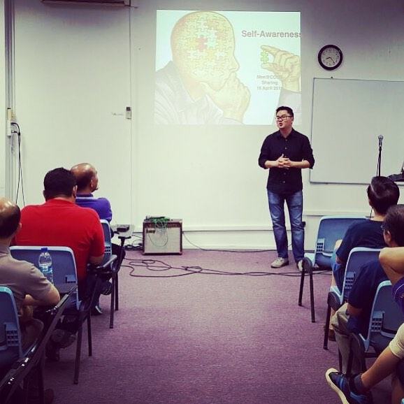 Singapore StrengthsFinder Coach Victor Seet Speaker Leadership Engagement Church