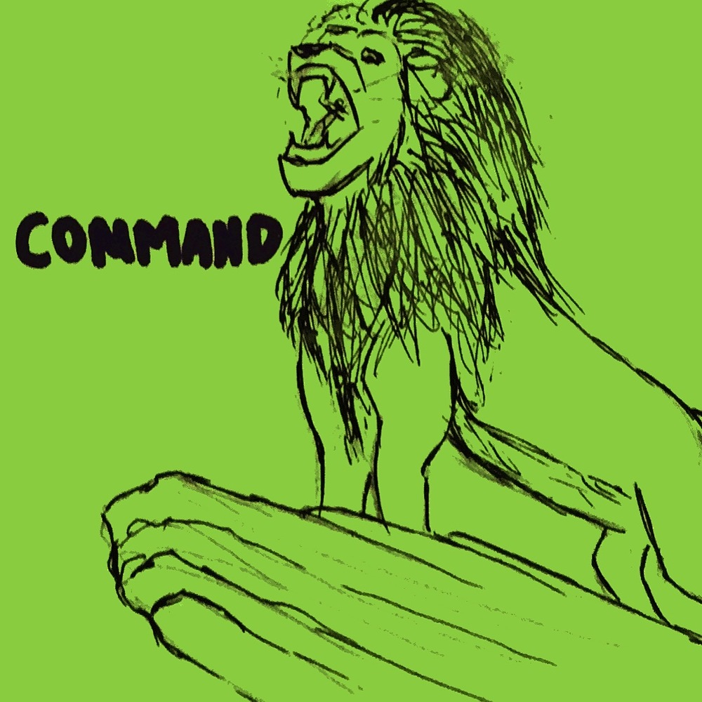 Singapore StrengthsFinder Command Lion Courageous Art Wall