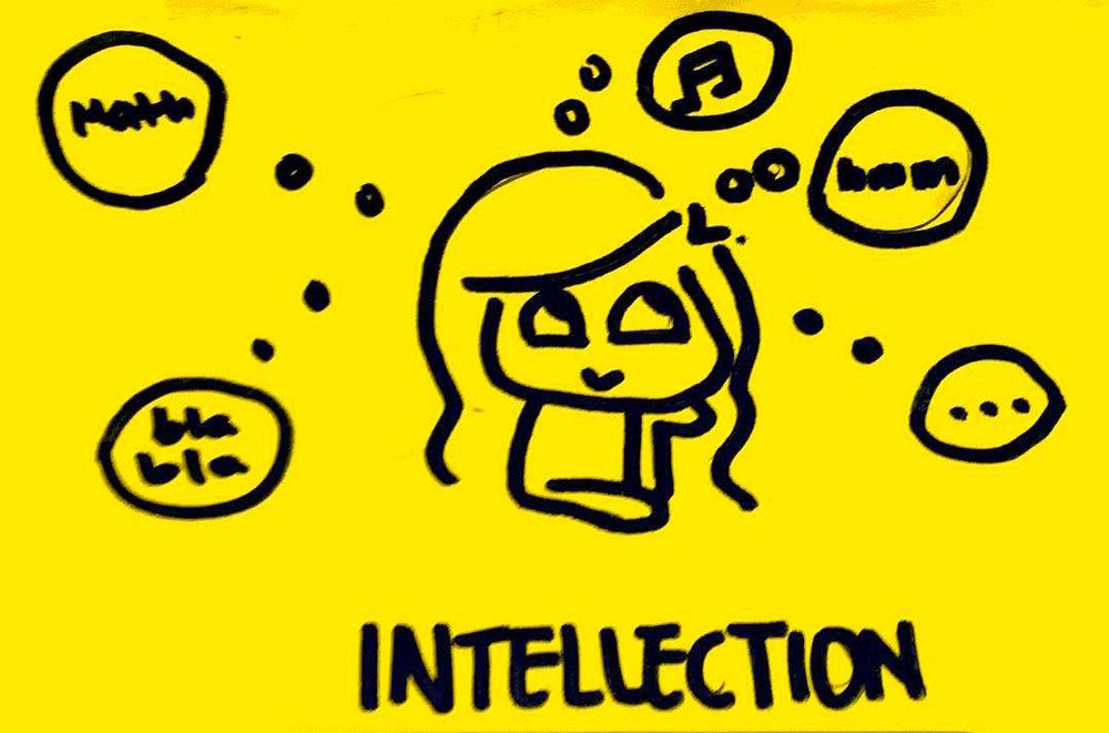 StrengthsFinder Singapore Intellection Post it illustration strengths partnership
