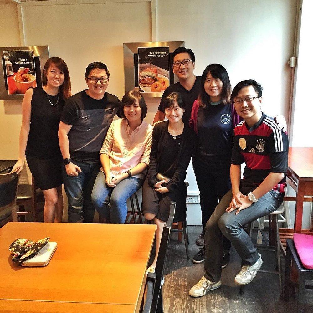 Singapore StrengthsFinder Strengths School Team bonding culture