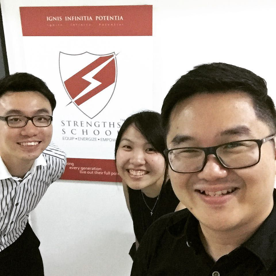 StrengthsFinder Singapore Couple Coaching Gim Yong Joycelin Ng Victor Seet