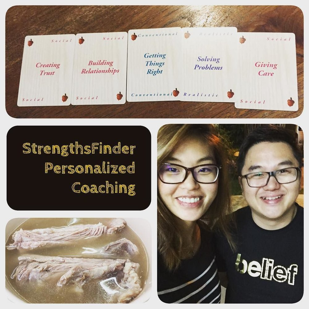 Singapore StrengthsFinder Coaching Leadership Development Victor Seet Destiny