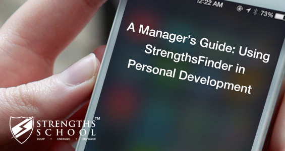 Managers Using StrengthsFinder for Personal Development Singapore Gallup Coach Victor Seet