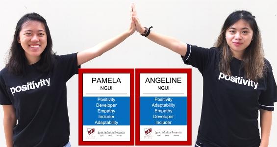 StrengthsFinder Relationship Building Blue Domain Singaporean Girls