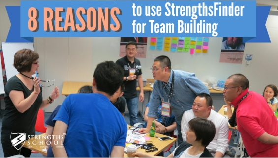 StrengthsFinder Singapore Teambuilding Workshop Victor Seet Training program