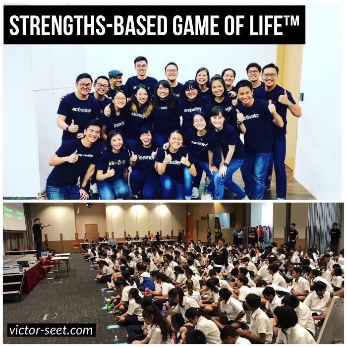 Career Awareness Day Strengths Based Game of Life Student Entrepreneurship Program