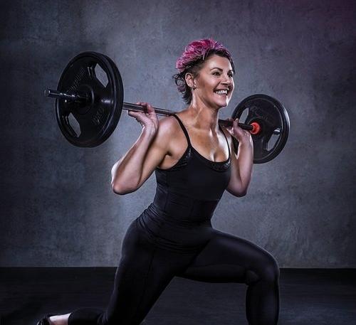 Les Mills BodyPump Evolve Fitness