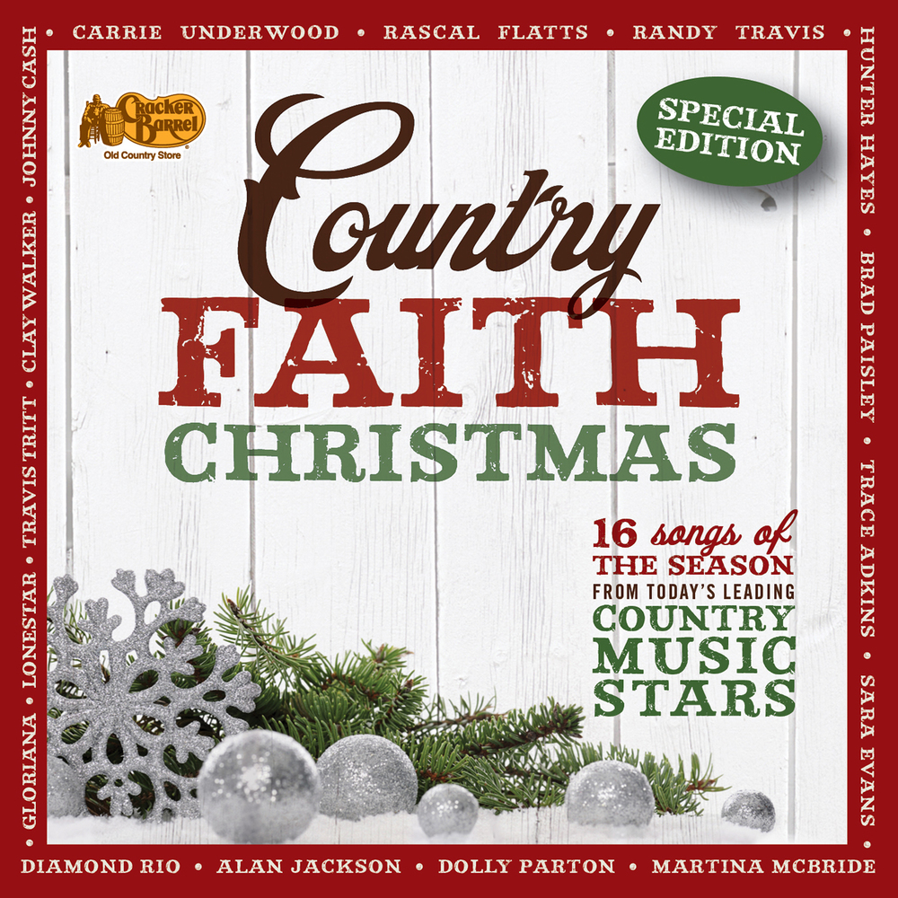 COUNTRY FAITH CHRISTMAS — COUNTRY FAITH