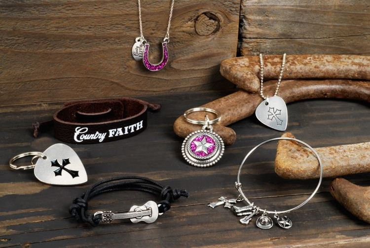 the jewelry country faith
