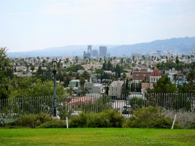 Barnsdall Art Park On Vermont Ave and Hollywood Blvd
