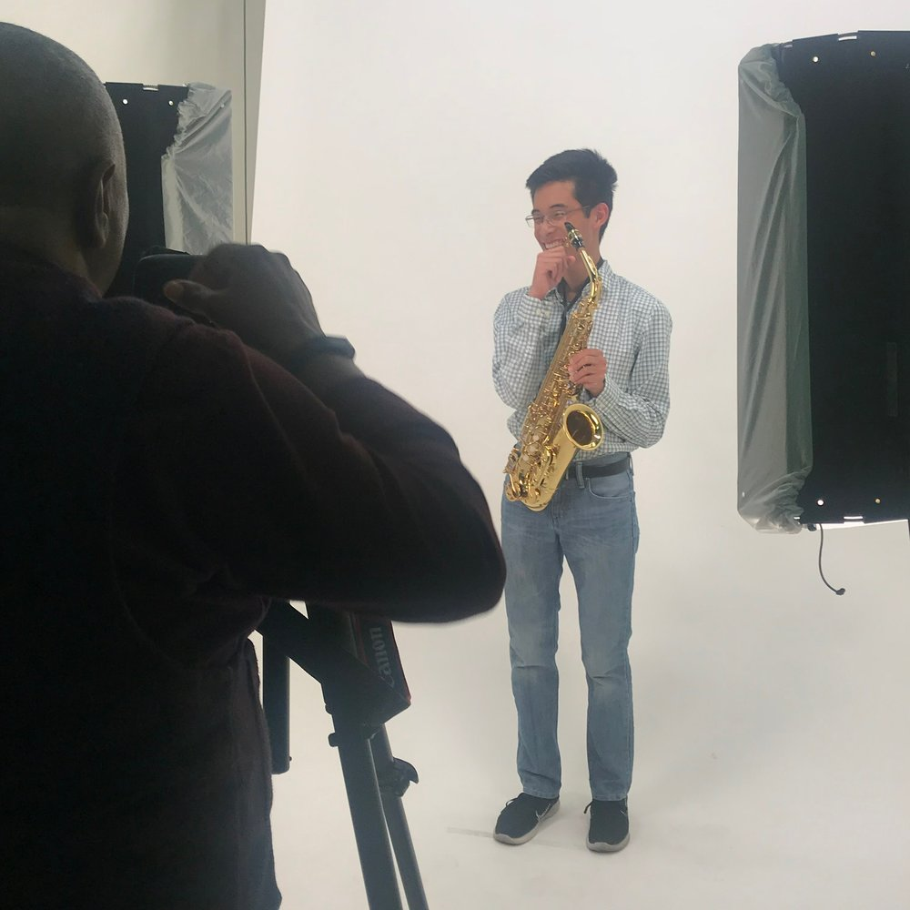 Musician and Photographer in LA -