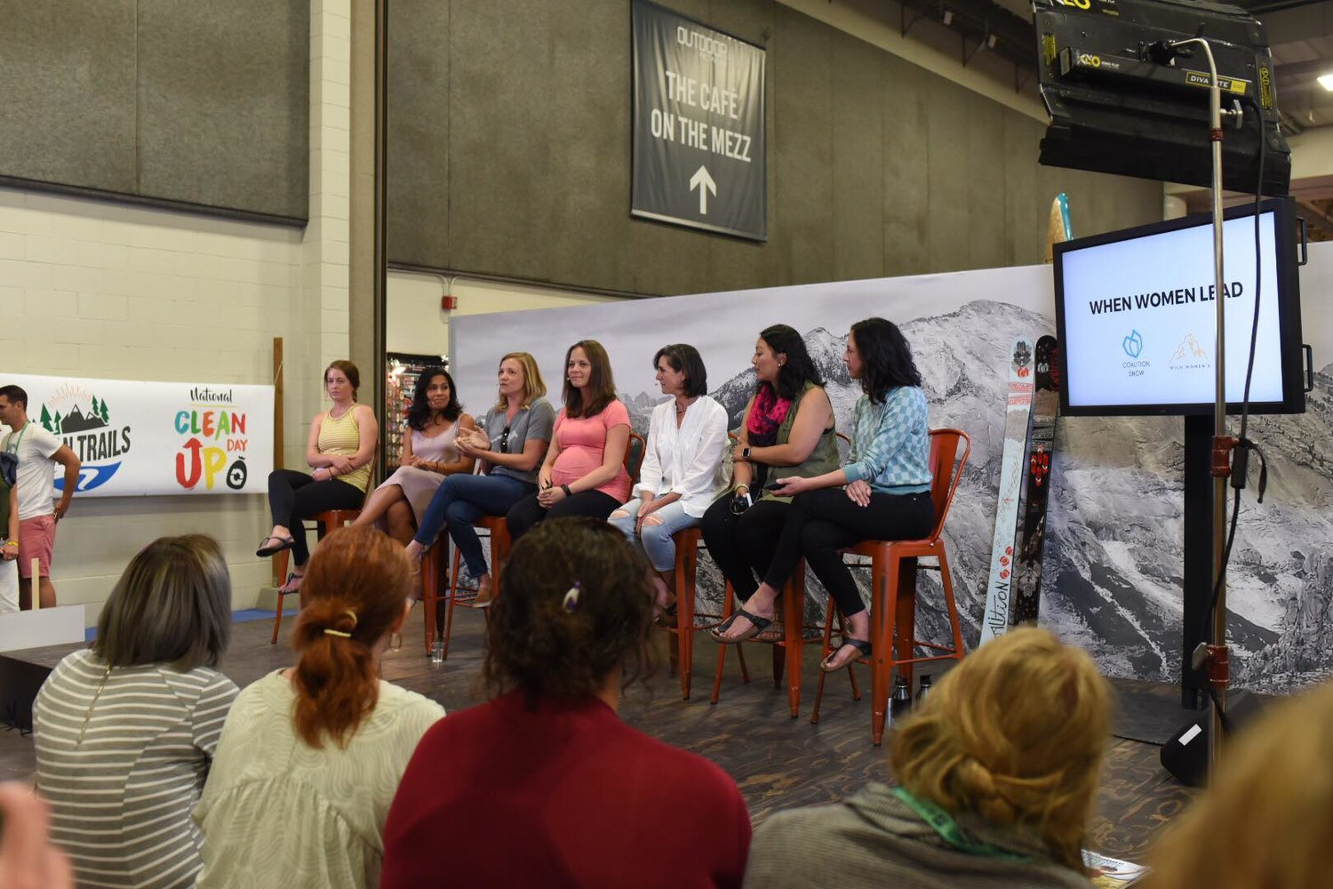 When Women Lead-Live from Outdoor Retailer