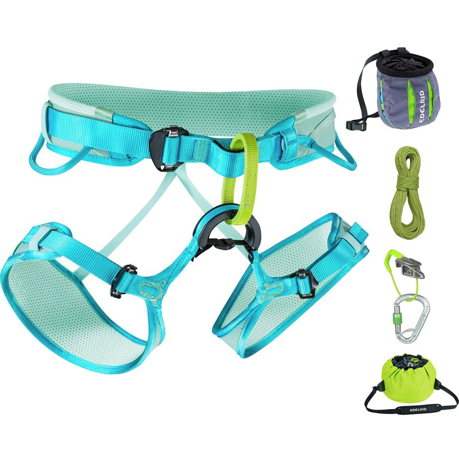 Edelrid Gym Climbing Package