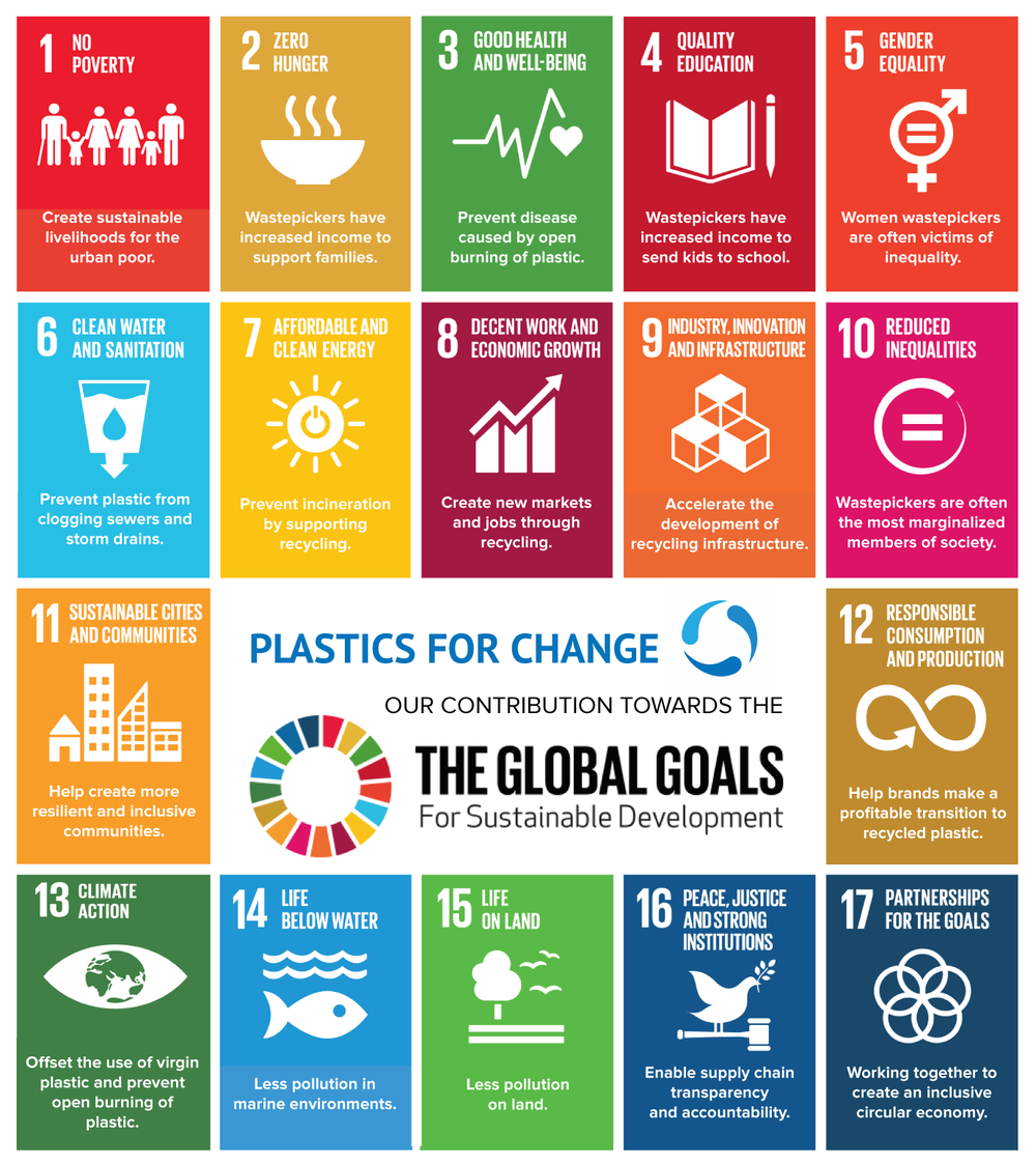 Plastic Recycling - Sustainable Development Goals