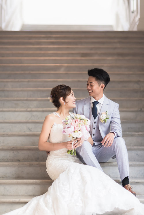Weison & Olivia (PWS) — A Merry Moment