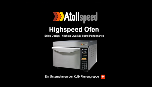 Our most selling product: The Atollspeed AT300T