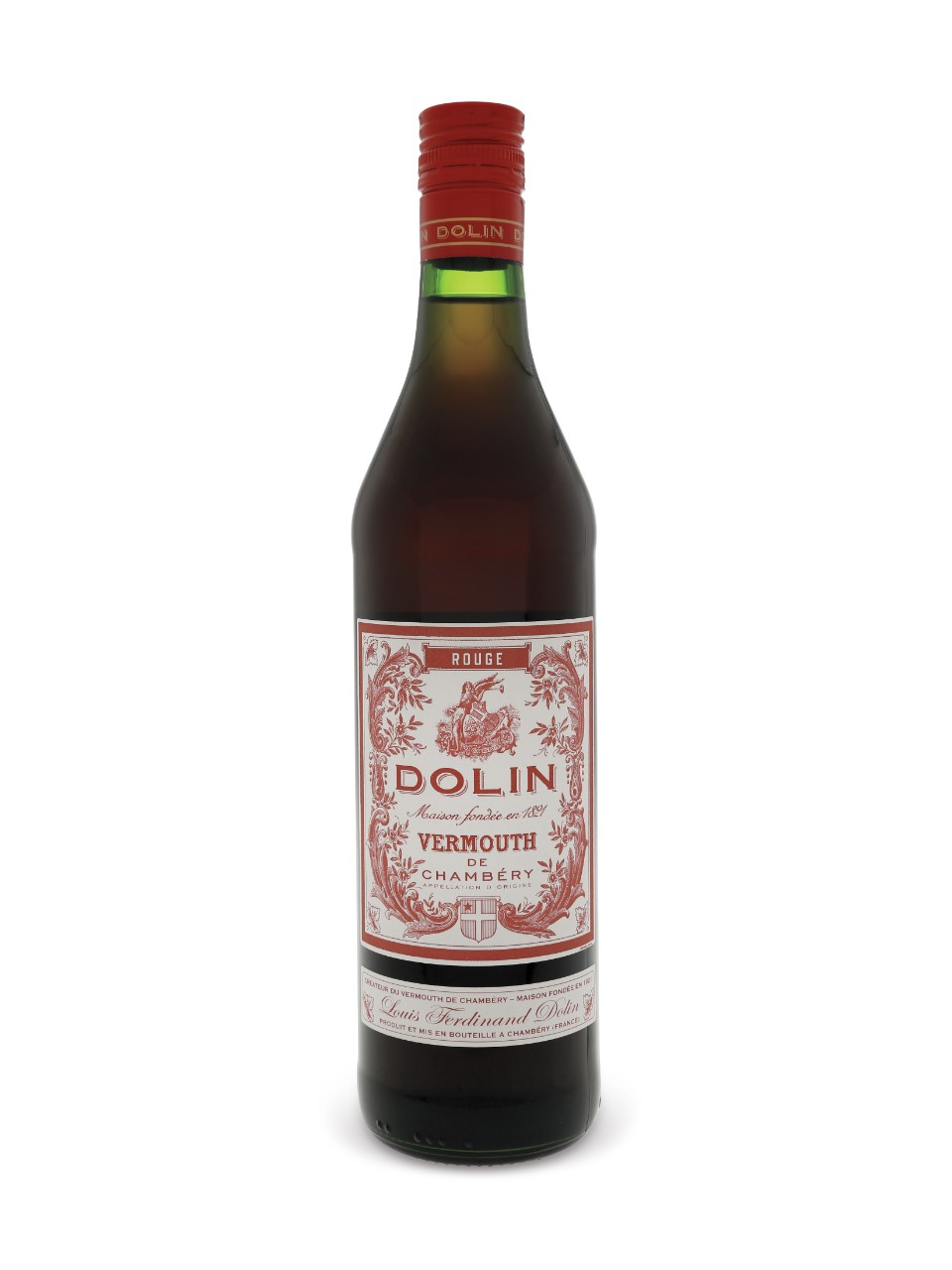 Dolin: An excellent red.