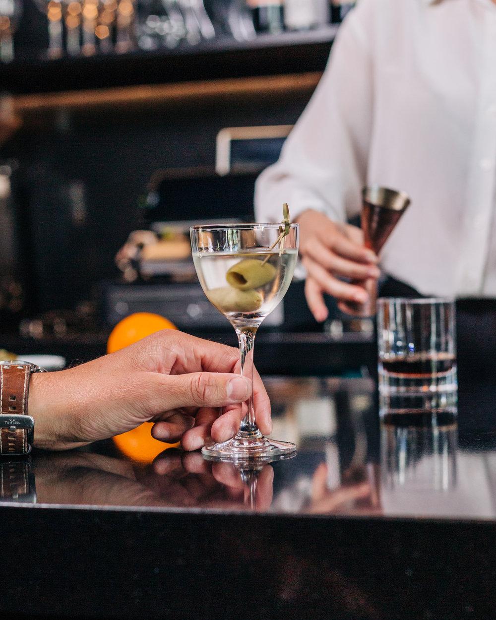Shadow Wine Bar Cocktail