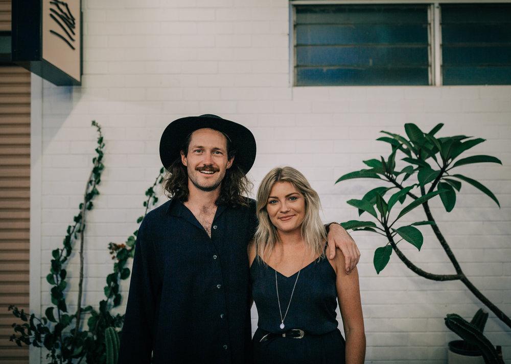 Luke Marshall & Keeley Connolly