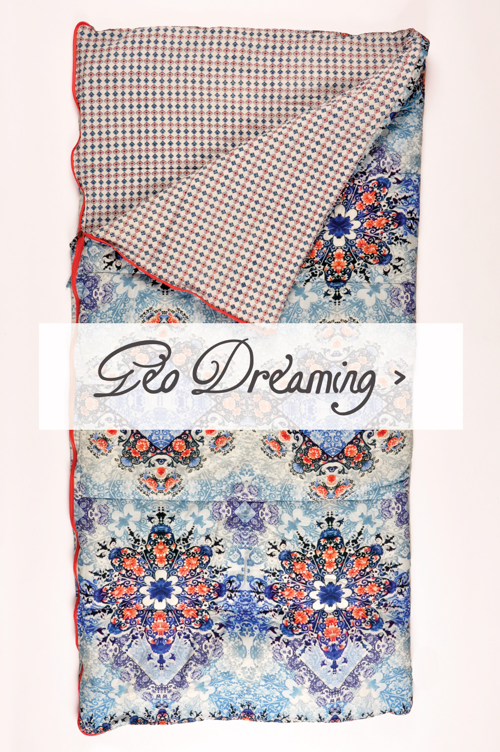 Geo Dreaming Sleeping Beauties