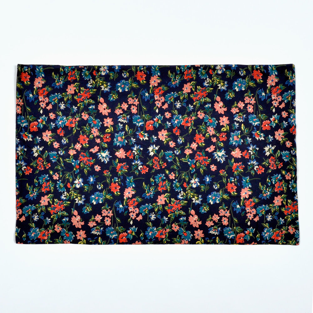 Sleeping Bag Beauties pillowcase Fly Away Floral