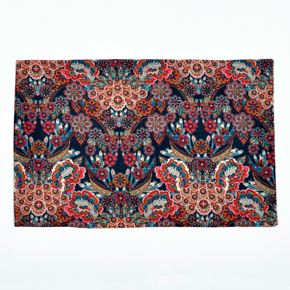 Sleeping Bag Beauties pillowcase Indian Tapestry