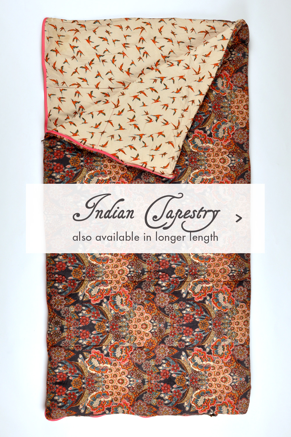 Indian Tapestry Sleeping Beauties
