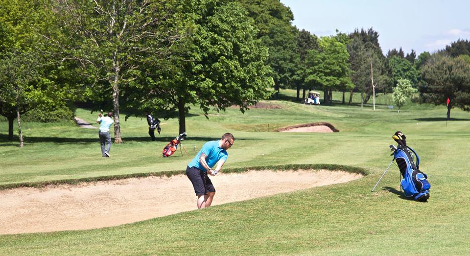 Golf Day at Glamorganshire Golf Club, 2016