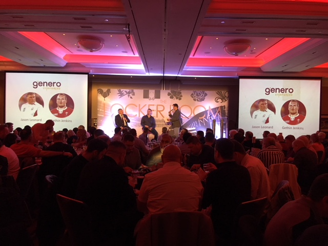 Q&A with Jason Leonard and Gethin Jenkins