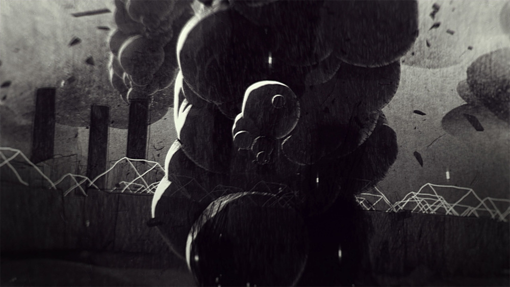 Savages Marshal Dear, Animated Music Video by Gergely Wootsch, 2013