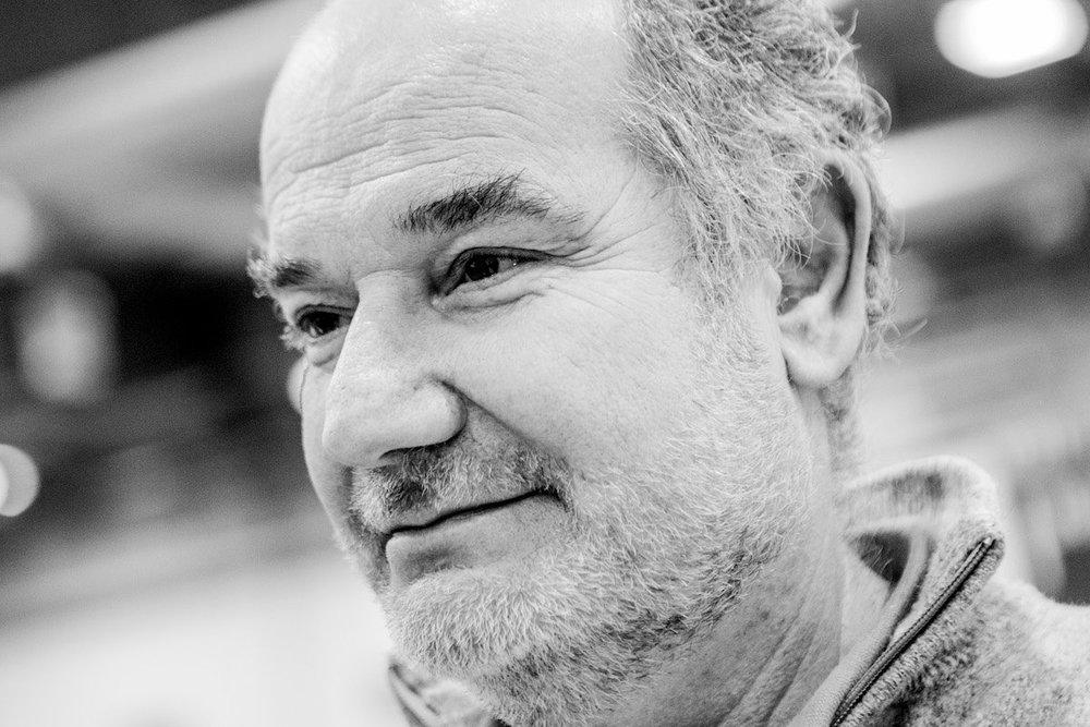 Pietro Arditi in una foto di Stefano Caffarri